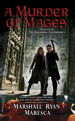 A Murder of Mages