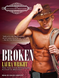 Audiobook review of Broken