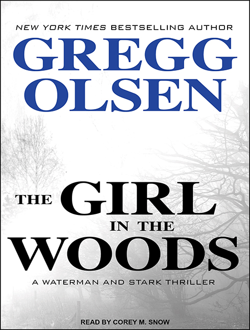 Audiobook review of The Girl in the Woods