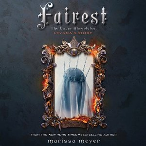 Audiobook review of Fairest