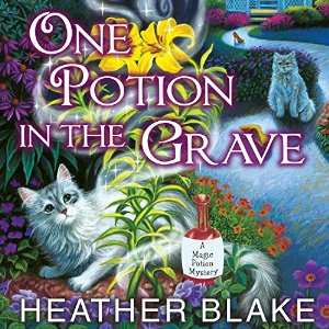 One Potion in the Grave by Heather Blake, Carla Mercer-Meyer