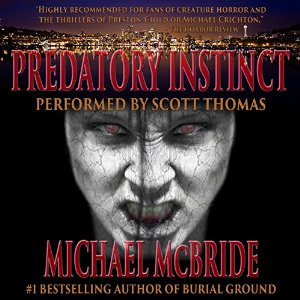 Audiobook review of Predatory Instincts