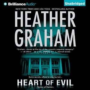 Audiobook review of Heart of Evil