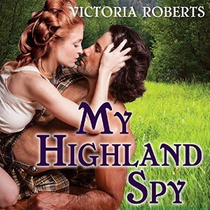 Audiobook review of My Highland Spy