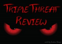 Triple Threat Reviews ~Catching up on a cozy series