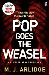 Review of Pop Goes the Weasel~TBR Pile