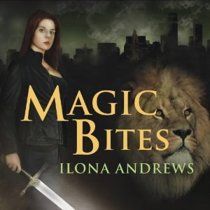 Audiobook review of Magic Bites ~2 Bloggers 1 Series