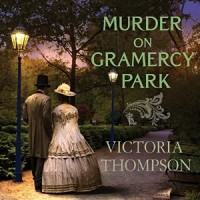 Audiobook review of Murder on Gramercy Park