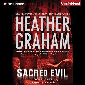 Audiobook review of Sacred Evil