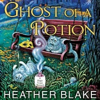 Audiobook review of Ghost of a Potion