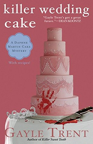 killer wedding cake