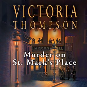 Audiobook review of Murder on St. Mark's Place