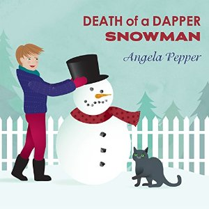 Audiobook review of Death of a Dapper Snowman