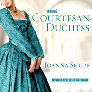 Audiobook review of The Courtesan Duchess