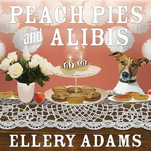 Audiobook review of Peach Pies and Alibis