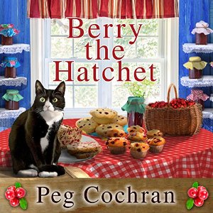 Audiobook review of Berry the Hatchet