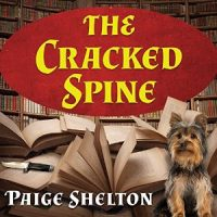 Audiobook review of The Cracked Spine