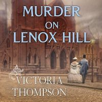 Audiobook review of Murder on Lenox Hill