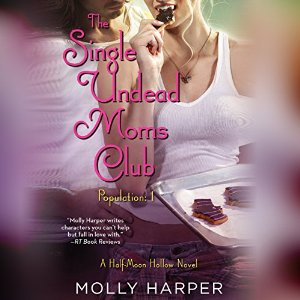 Audiobook review of Single Undead Moms Club