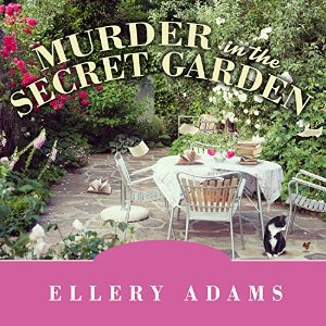 Audiobook review of Murder in the Secret Garden