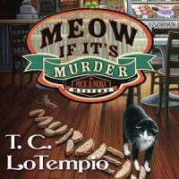 Audiobook review of Meow if it's Murder
