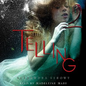 Audiobook review of The Telling