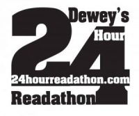 Dewey's 24 Hour read-a-thon wrap up