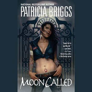 Audiobook review of Moon Called