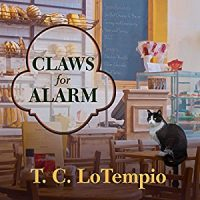 Audiobook review of Claws for Alarm