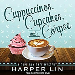 Audiobook review of Cappuccinos, Cupcakes, and a Corpes