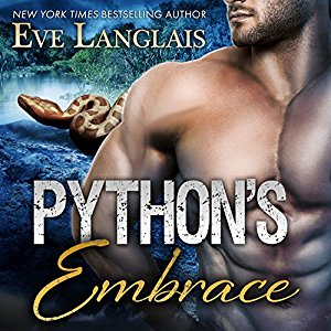 Audiobook review of Python's Embrace
