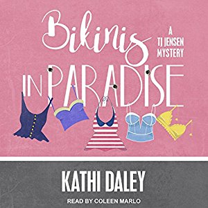 Audiobook review of Bikinis in Paradise