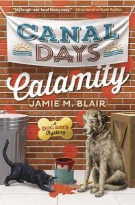 Review of Canal Days Calamity ~Two Bloggers One Book