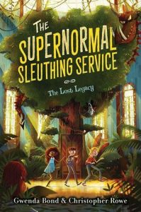 Review of The Supernormal Sleuthing Service