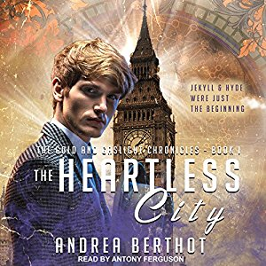 Audiobook review of The Heartless City