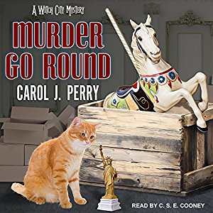 Audiobook review of Murder Go Round