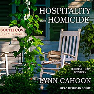 Hospitality and Homicide by Lynn Cahoon