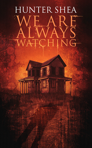 Two bloggers, One Book ~Review of We Are Always Watching