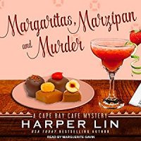 Audiobook review of Margaritas, Marzipan and Murder