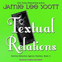 Audiobook review of Textual Relations