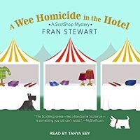 Audiobook review of A Wee Homicide at the Hotel