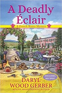 Early Review of A Deadly Eclair