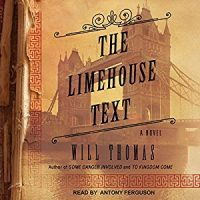 Audiobook review of The Limehouse Text