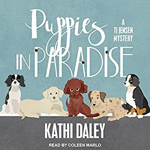 Audiobook review of Puppies in Paradise