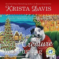 Audiobook review of Not a Creature Was Purring