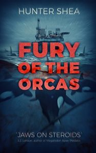 Review of Fury of the Orcas ~ Two Bloggers, One Book