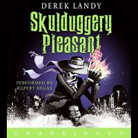 Audiobook review of Skulduggery Pleasant
