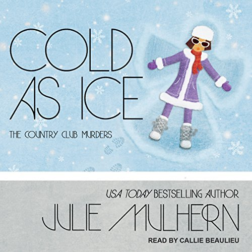 Audiobook review of Cold As Ice #JIAM