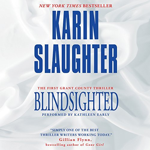Audiobook review of Blindsighted #JIAM