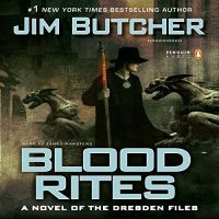 Audiobook review of Blood Rites #JIAM #COYER